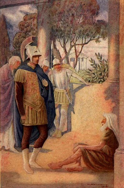 800px-Alexander_visits_Diogenes_at_Corinth_by_W__Matthews_(1914).jpg