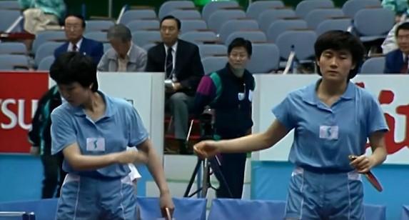91년 세계탁구선수권 남북단일팀.jpg