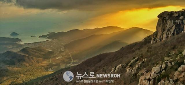 남해 금산 보리암 일몰 2020.1.8.jpg