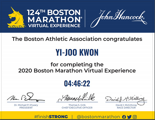 20200912 124th Virtual Boston Marathon 완주증.jpg