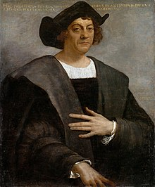 Posthumous portrait of Christopher Columbus by Sebastiano del Piombo, 1519.jpg