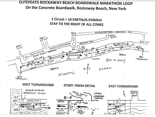 World AIDS Marathon course Map.jpg